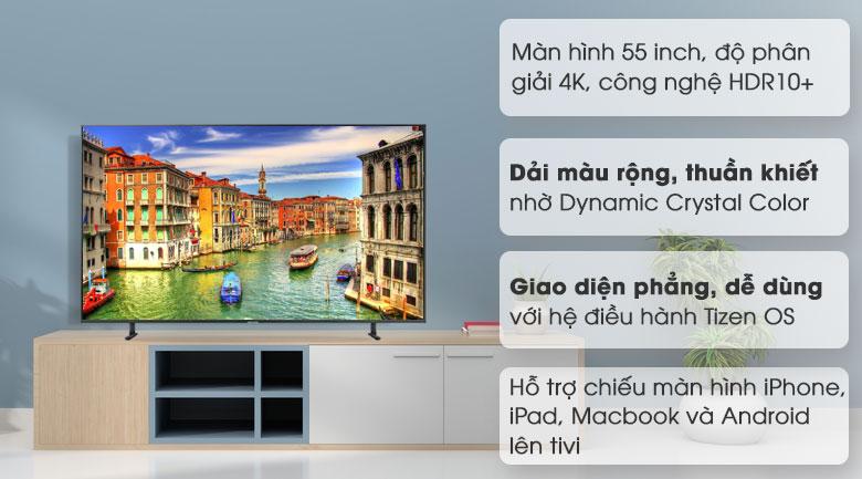 Smart Tivi Samsung 4k