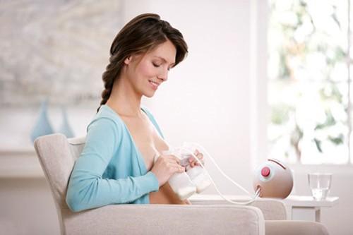 Máy hút sữa điện được các mẹ tin dùng hiện nay