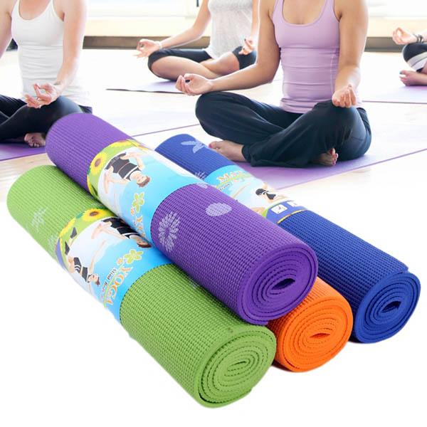 Nên mua thảm để tập yoga ở đâu