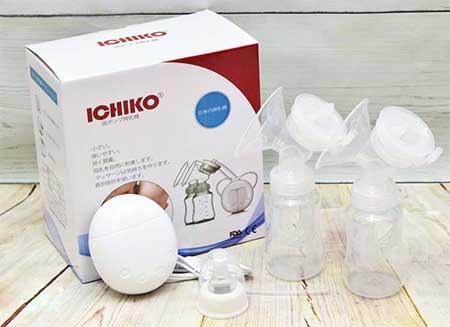 Máy hút sữa điện đôi ICHIKO