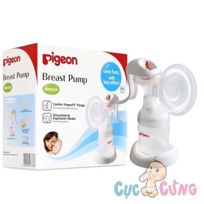Máy hút sữa điện đơn Pigeon QA53