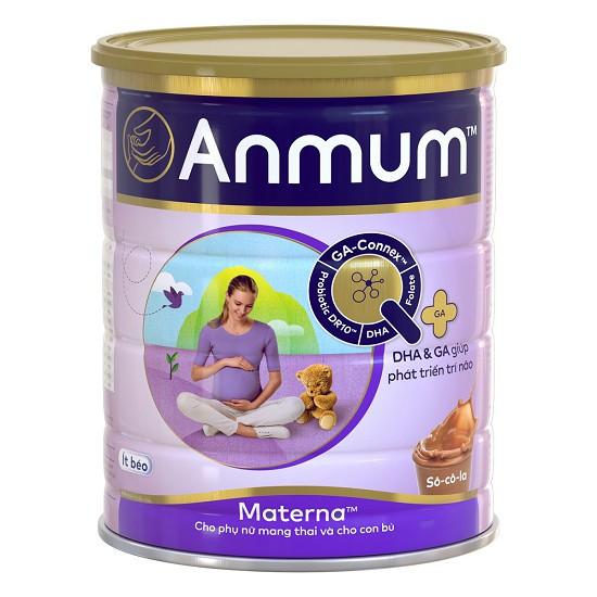 Sữa mang thai được các mẹ tin dùng hiện nay