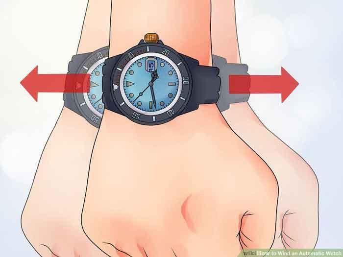 Hướng dẫn xử lý đồng hồ nhiễu từ