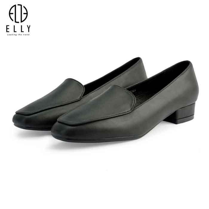 Giày búp bê nữ màu đen