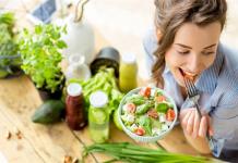 ăn nhiều rau củ quả để có làn da khỏe mạnh