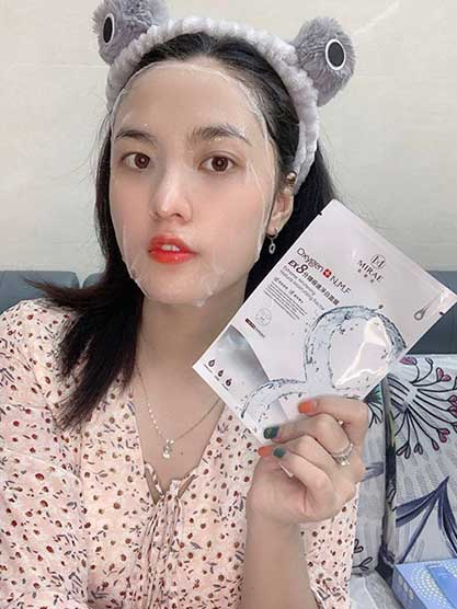 review Mặt Nạ MIRAE