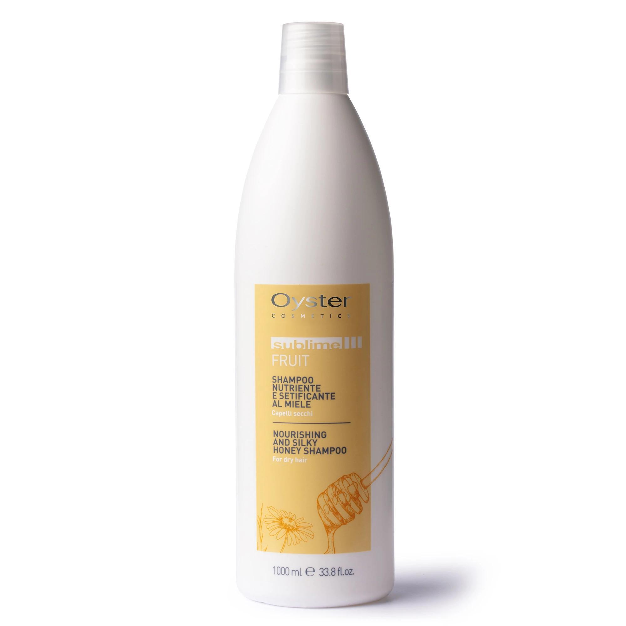 Dầu gội dành cho tóc khô với tinh chất mật ong Sublime Fruit 1000ml