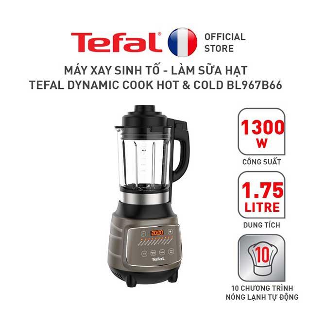 Máy-làm-sữa-hạt-1300W-Tefal-BL967B66
