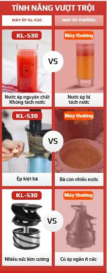 tinh-nang-noi-bat-may-ep-cham-kalite-kl-530