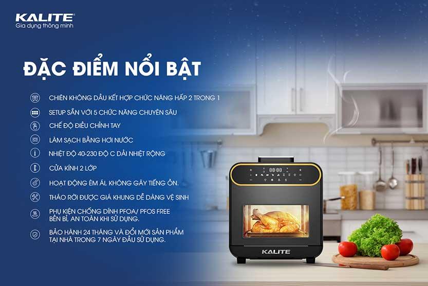 review-noi-chien-hoi-nuoc-Kalite-Steam-Pro